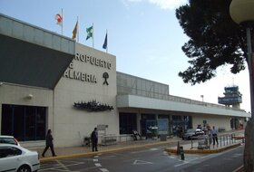 Almería Airport car parks - Book at the best price