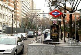Parking Guzmán El Bueno en Madrid : precios y ofertas | Onepark