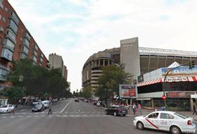 Parkplätze Avenida Concha Espina in Madrid - Buchen Sie zum besten Preis