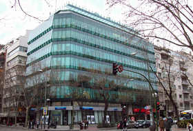 Calle Miguel Ángel car parks in Madrid - Book at the best price