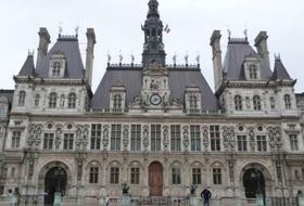 Parcheggio Hôtel de ville di Parigi a Parigi: prezzi e abbonamenti - Parcheggio di quartiere   Onepark