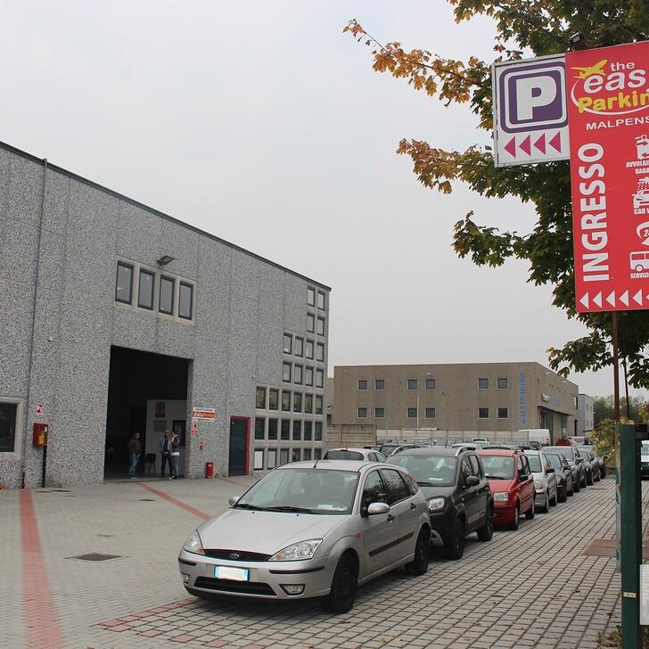 EASY PARKING Discount Car Park (External) Somma Lombardo
