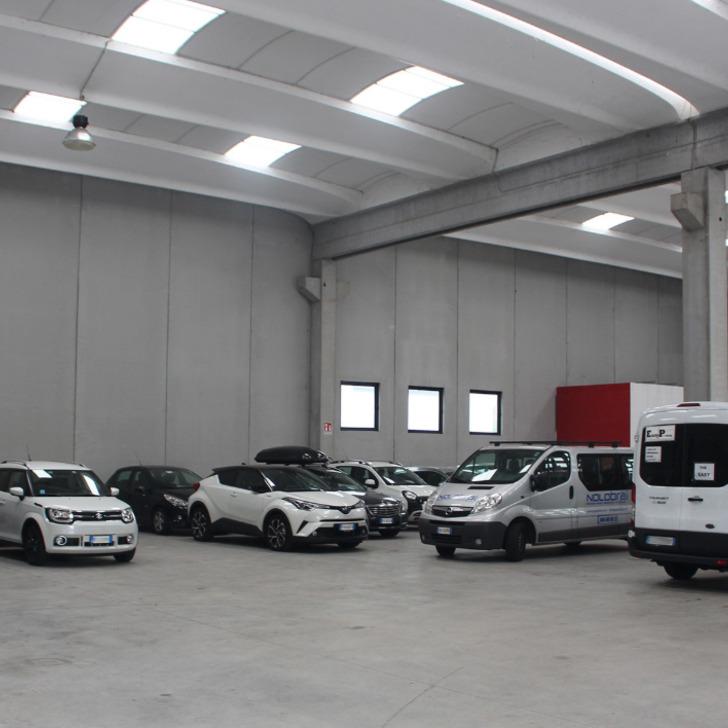 Parcheggio Low Cost EASY PARKING (Coperto) Somma Lombardo