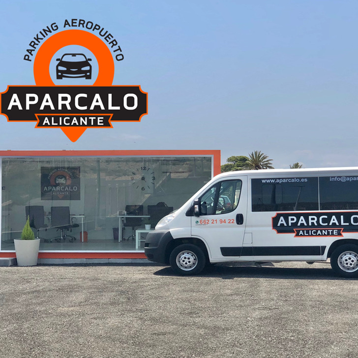 APARCALO Discount Parking (Exterieur) Alicante