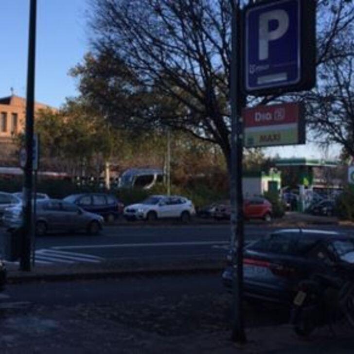 Estacionamento Público EL MIRADOR DE SANTA JUSTA (Coberto) Sevilla
