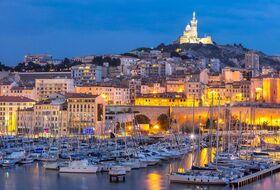 Parkings Par arrondissement à Marseille - Réservez au meilleur prix