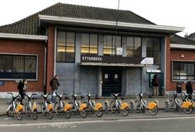 Parkeerplaats Station Etterbeek in Brussel : tarieven en abonnementen - Parkeren bij het station | Onepark