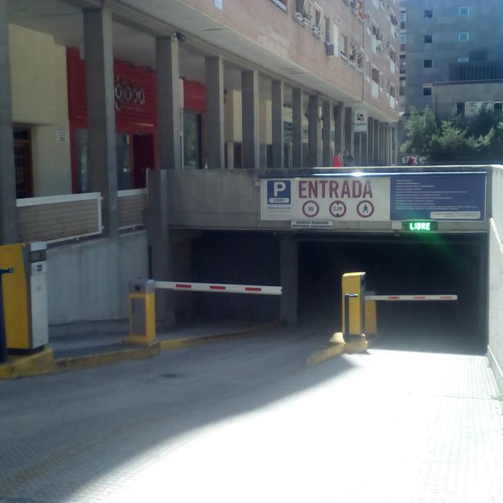 HERNÁN CORTES Public Car Park (Covered) Zaragoza