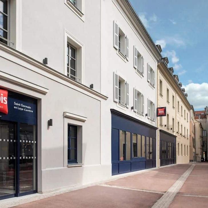 IBIS SAINT-GERMAIN-EN-LAYE CENTRE Hotel Car Park (Covered) Saint-Germain-en-Laye