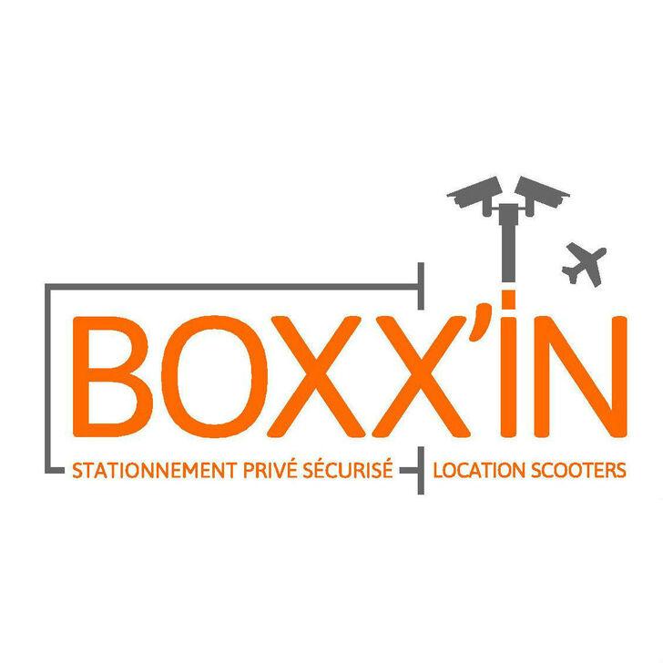 BOXX'IN Discount Car Park (External) Blagnac