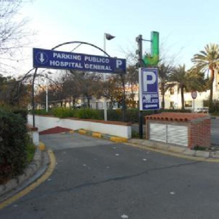 Parcheggio Pubblico HOSPITAL GENERAL (Coperto) Valencia