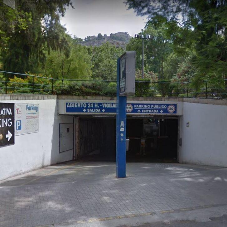Parcheggio Pubblico REPÚBLICA ARGENTINA (Coperto) Xàtiva