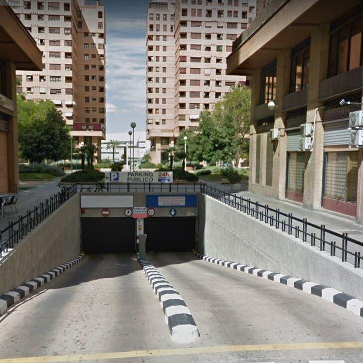 Parking Público APARCAMIENTO MESTALLA (Cubierto) Valencia
