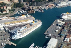 Harbour of Savona car parks in Savona - Book at the best price