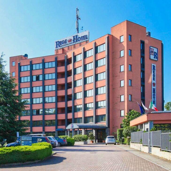 Parcheggio Hotel REGE (Coperto) San Donato Milanese (MI)