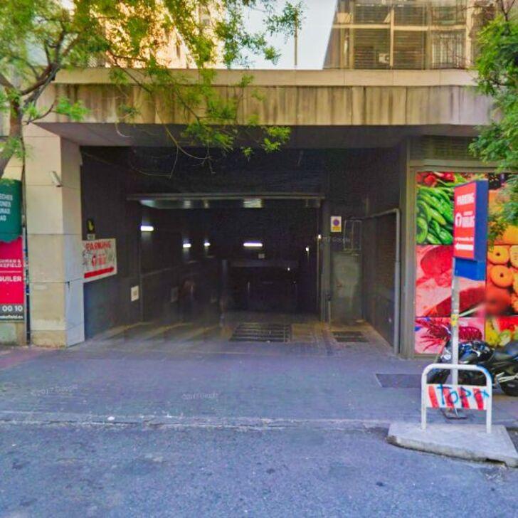 Parking Public MERCADO DE TORRIJOS (Couvert) Madrid