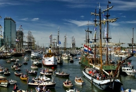 Port of Amsterdam car parks in Amsterdam - Book at the best price