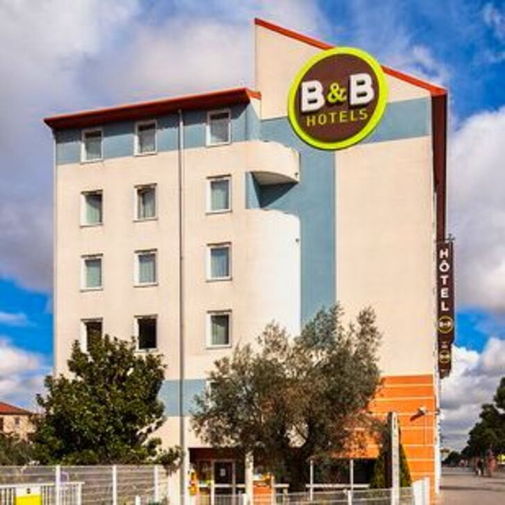 B&B ORLY CHEVILLY-LARUE Hotel Parking (Exterieur) Chevilly-Larue