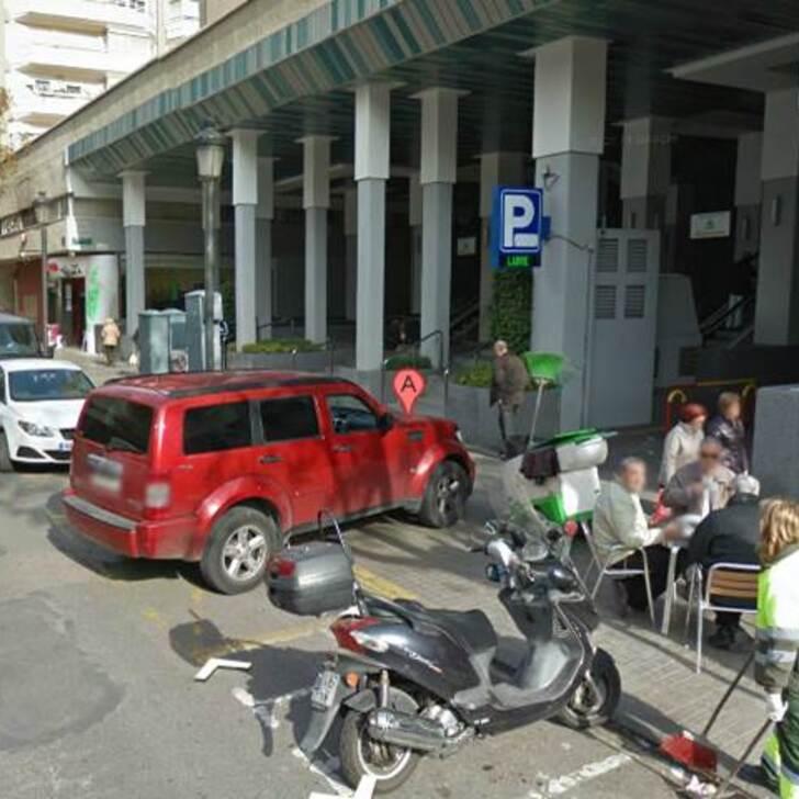CARMELITAS Public Car Park (Covered) Valencia