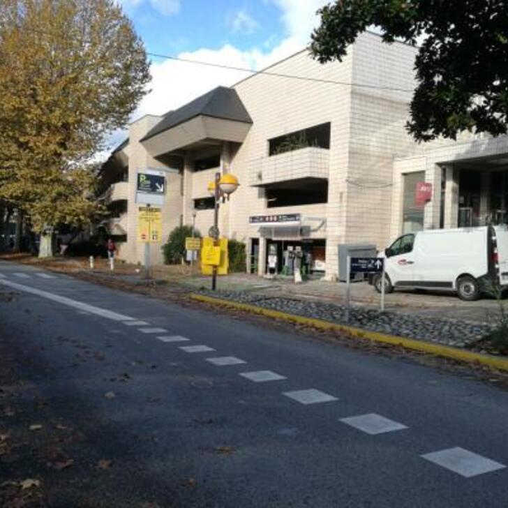 Parking Oficial EFFIA GARE DE CHAMBÉRY (Cubierto) Chambéry