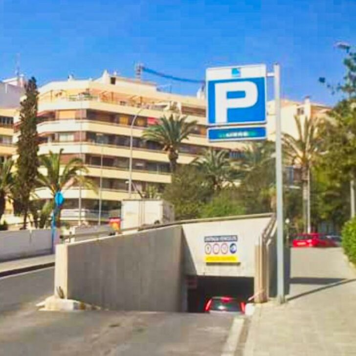 Parking Public LOPEZ OSABA (Couvert) Alicante