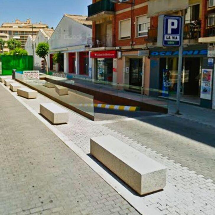 LA VIA DENIA Public Car Park (Covered) Dénia