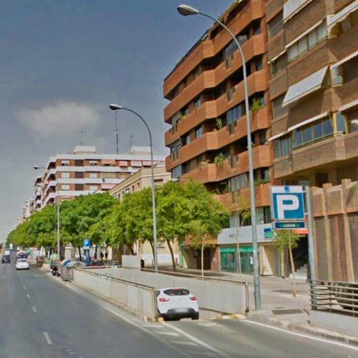 Parking Public CATEDRATICO SOLER (Couvert) Alicante