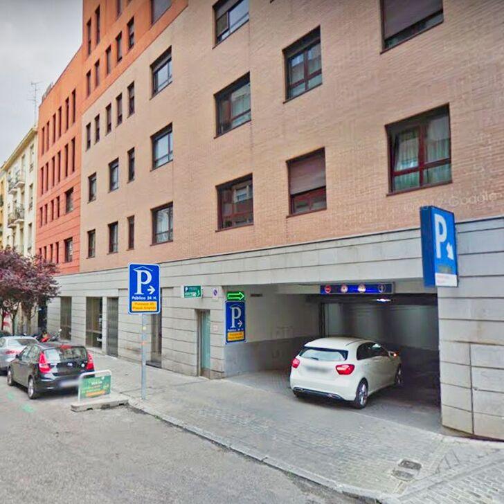 Parking Público IC PONZANO (Cubierto) Madrid