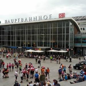 Köln Hbf Parkplatz