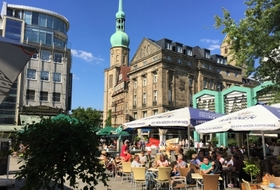 Estacionamento Dortmund: Preços e Ofertas  - Estacionamento na cidade   Onepark