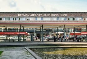 Aéroport de Brême car parks - Book at the best price