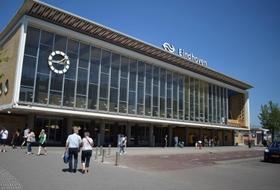 Parkeerplaatsen Station Eindhoven in Eindhoven - Boek tegen de beste prijs