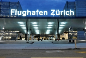 Zurich Airport car parks - Book at the best price