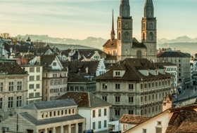 Car parks in Zurich - Book at the best price