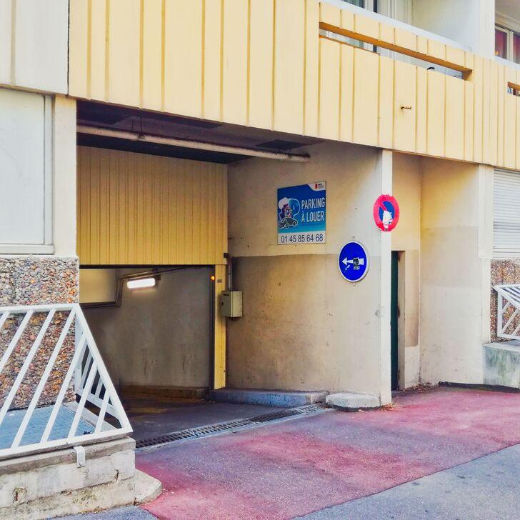 RUE ESQUIROL Parking Privaat Gebouw (Overdekt) Paris