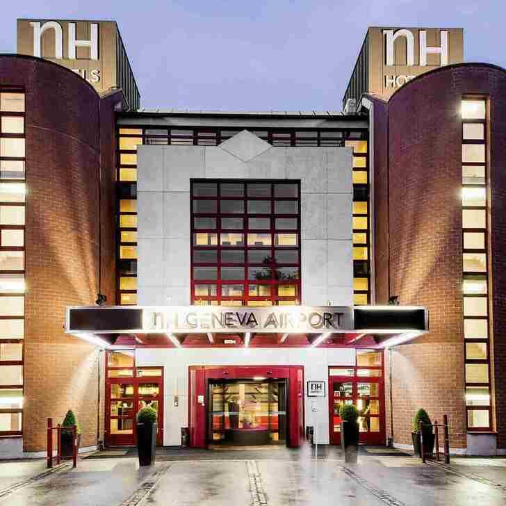 Parking Hotel NH GENEVA AIRPORT HOTEL (Cubierto) Meyrin