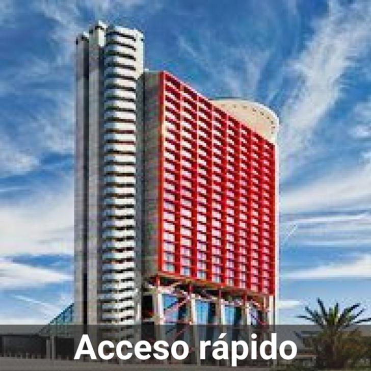 HYATT REGENCY BARCELONA TOWER Hotel Parking (Overdekt) Barcelona