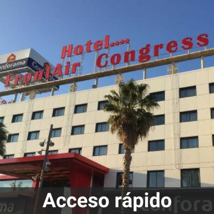FRONTAIR CONGRESS BARCELONA Hotel Car Park (Covered) Sant Boi de Llobregat