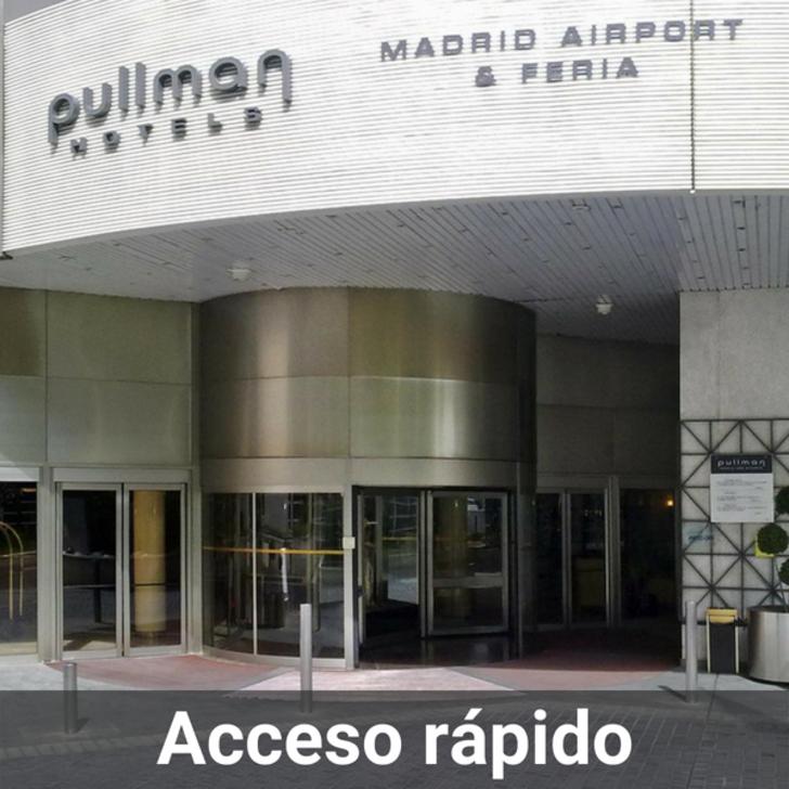 Parking Hotel PULLMAN MADRID AIRPORT & FERIA (Cubierto) Madrid