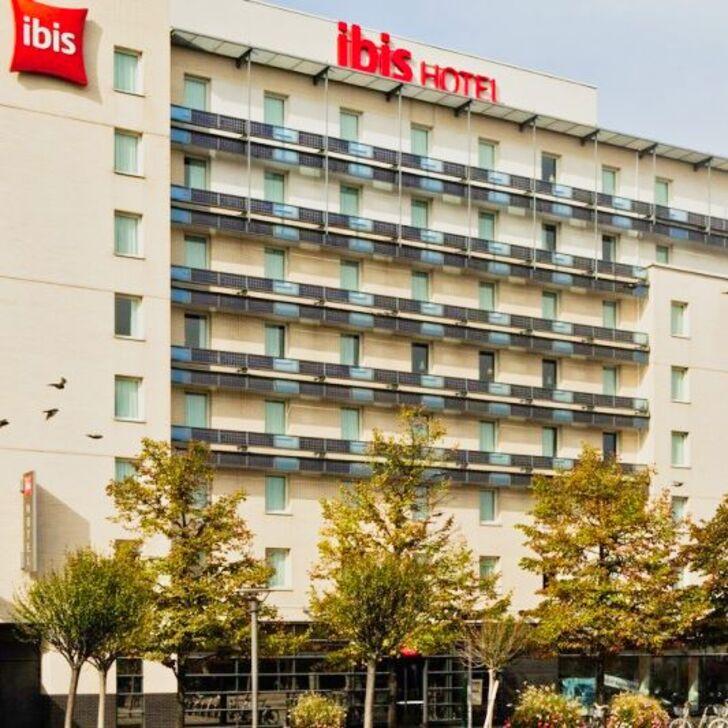 Parking Hotel IBIS PARIS PORTE DE CLICHY CENTRE (Cubierto) Clichy