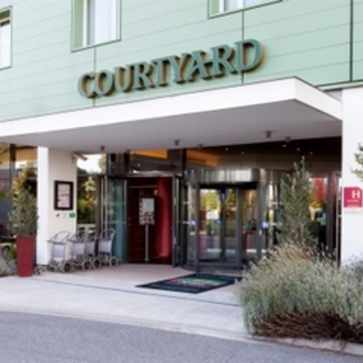 Parking Hôtel COURTYARD TOULOUSE AIRPORT (Extérieur) Toulouse