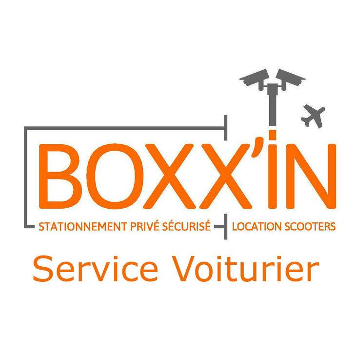 Parking Service Voiturier BOXX'IN (Couvert) Blagnac