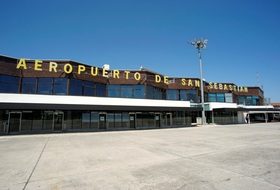 San Sebastián Airport - Donostia car parks - Book at the best price