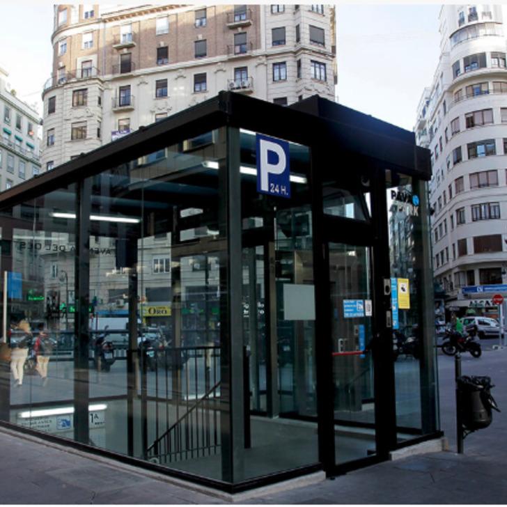Parking Public AVENIDA DEL OESTE (Couvert) Valencia
