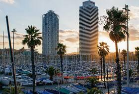 Parques de estacionamento Port Olimpic  em Barcelona - Reserve ao melhor preço