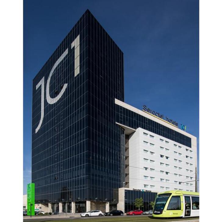 SERCOTEL JC1 MURCIA Hotel Parking (Overdekt) Murcia
