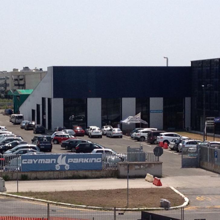 CAYMAN PARKING Discount Parking (Exterieur) Fiumicino