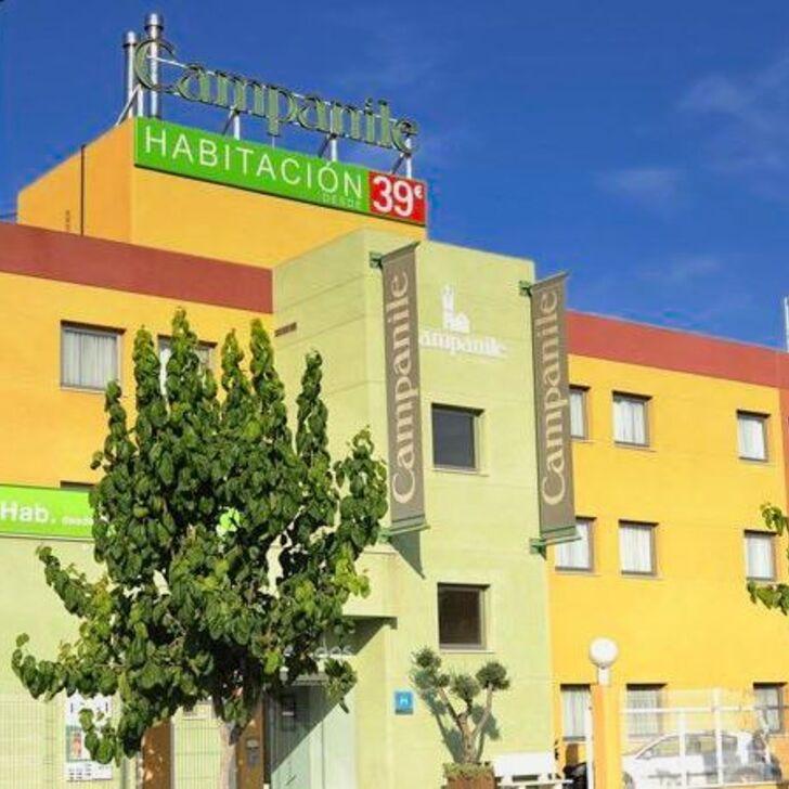 CAMPANILE MURCIA Hotel Car Park (Covered) Espinardo, Murcia