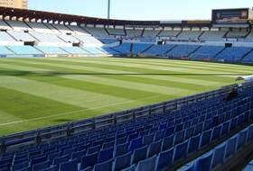 La Romareda Stadium car parks in Zaragoza - Ideal for matches and concerts