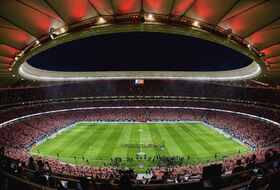 Metropolitano Stadium car parks in Madrid - Ideal for matches and concerts